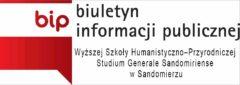 WSHP Sandomierz – BIP